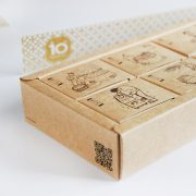 茶山房十週年紀念禮盒 Teasoap 10th anniversary gift box