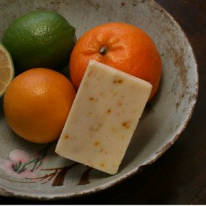清新柑橘皂 Fresh Citrus Soap